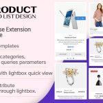 Download Free WOO Product Grid/List Design v1.0.2