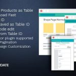 Download Free Woo Product Table Pro v4.5 - Making Quick Order Table