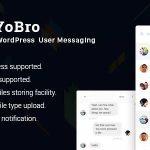 Download Free YoBro v2.0 - WordPress Private Messaging Plugin