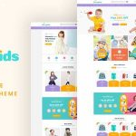 Download Free BerryKid v1.3 - Baby Store WooCommerce WordPress Theme