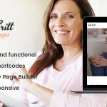 Download Free Callie Britt v1.0.1 - Family Counselling Psychology Theme
