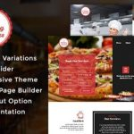 Download Free Catering v1.1 - Chef, Restaurant WordPress Theme
