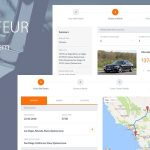 Download Free Chauffeur v4.2 - Booking System for WordPress