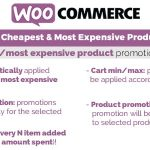 Download Free Cheapest & Most Expensive Product Promotions v3.2