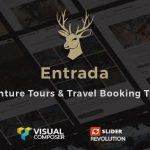 Download Free Entrada v3.7.8 - Tour Booking & Adventure Tour