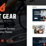 Download Free Fast Gear v1.1.0 – Courier and Delivery Services Theme