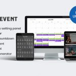 Download Free FAT Event v1.16 - WordPress Event and Calendar Booking