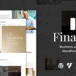 Download Free Financia v1.0.3 - Business and Finance WordPress Theme
