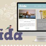 Download Free Frida v5.4 - A Sweet & Classic Blog Theme