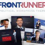 Download Free FrontRunner v1.0.23 - Political WordPress Theme