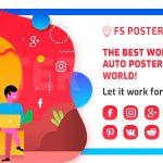 Download Free FS Poster v2.8.4 - WordPress auto poster & scheduler