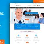 Download Free Health Care v2.01 - Health & Medical WordPress