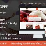 Download Free Justshoppe v10.0 - Elementor Cake Bakery WordPress Theme