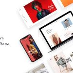 Download Free Konte v1.2.1 - Minimal & Modern WooCommerce Theme