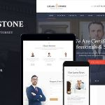 Download Free Legal Stone v1.2 - Lawyers & Attorneys WordPress Theme