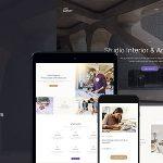 Download Free Line Agency v1.1.0 - Interior Design & Architecture Theme