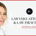 Download Free M.Williamson v1.2 - Lawyer & Legal Adviser Theme