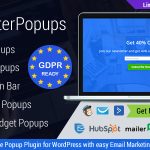 Download Free Master Popups v2.6.0 - Popup Plugin for Lead Generation