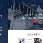 Download Free MCKinney's Politics v1.1 - Elections Campaign Theme