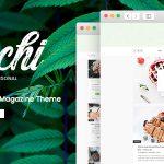Download Free Mochi v2.0.0 - A Clean Personal WordPress Blog Theme