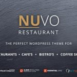 Download Free NUVO v6.1.0 - Restaurant, Cafe & Bistro WordPress Theme
