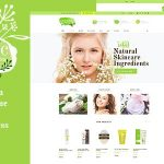 Download Free Organic Beauty v1.4 - Store & Natural Cosmetics Theme