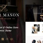 Download Free Peter Mason v1.2.0 - Custom Tailoring and Clothing Store