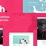 Download Free Pitch v3.0.0 - A Theme for Freelancers and Agencies