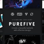 Download Free Purefive v1.0.5 - Multipurpose, Multiconcept Theme