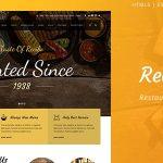 Download Free Recibo v1.2.2 - Restaurant / Food / Cook WordPress Theme