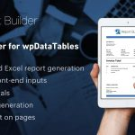 Download Free Report Builder add-on for wpDataTables v1.1.6