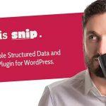 Download Free SNIP v2.11.0 - Structured Data Plugin for WordPress