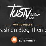 Download Free Tasty v1.1 - Responsive Blog WordPress Theme