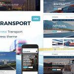 Download Free Transport v3.1.5 - WP Transportation & Logistic Theme