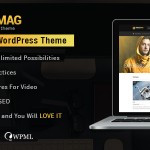 Download Free True Mag v4.2.19 - WordPress Theme for Video and Magazine