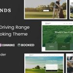 Download Free Uplands v1.3.1 - Golf Course WordPress Theme