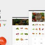 Download Free Vegan Food v5.2.4 - Organic Store, Farm Responsive Theme