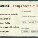 Download Free Woocommerce Easy Checkout Field Editor v1.7.1