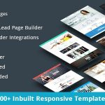 Download Free WP Lead Capturing Pages v2.1 - WordPress Plugin