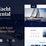 Download Free Yacht and Boat Rental Service v1.2 - WordPress Theme