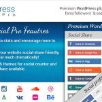 Download Free AccessPress Social Pro v1.3.7