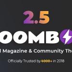Download Free BoomBox v2.5.9 - Viral Magazine WordPress Theme