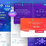 Download Free Cryptico v1.4.2 - ICO Crypto Landing & Cryptocurrency Theme