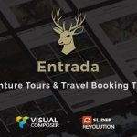 Download Free Entrada v3.7.9 - Tour Booking & Adventure Tour