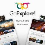 Download Free GoExplore v1.3.17 – Travel WordPress Theme