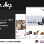 Download Free MayaShop v3.7.1 - A Flexible Responsive e-Commerce Theme