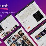 Download Free Talent Hunt v1.0.8 - Theme for Model Talent Management Services