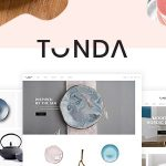 Download Free Tonda v1.4 – Elegant WooCommerce Theme