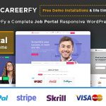 Download Free Careerfy v2.5.2 - Job Board WordPress Theme