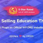 Download Free Eduma v4.1.0 - Education WordPress Theme